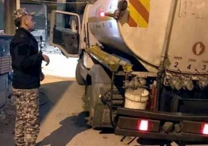 مقتل مواطن واصابة رجل أمن خلال مداهمة نقاط لبيع الوقود المهرب في العيزرية