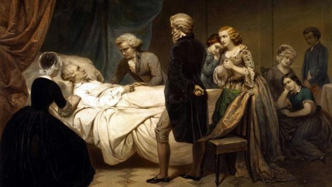 أول رئيس لأميركا.. دُفن بعد موته بـ3 أيام بناءً على وصيته