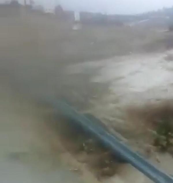 بالفيديو... ارتفاع عدد ضحايا الفيضانات في الأردن الى سبعة .. وأوامر بإخلاء مناطق