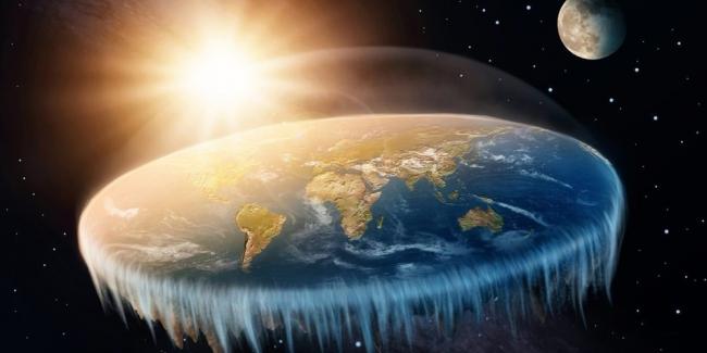 ماذا لو كانت الأرض مسطحة بالفعل؟