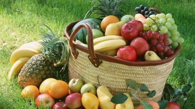 مفاجأة.. فوائد الفواكه والخضراوات تختلف تبعا لألوانها