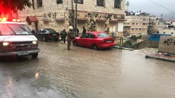 موسم الشتاء الفلسطيني الحالي...نظرة استراتيجية