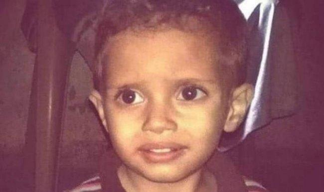 بعد العثور على جثة طفلها محمود مدفونة .. عائلة الطفل تصدر بياناً وتطالب بأقصى العقوبات