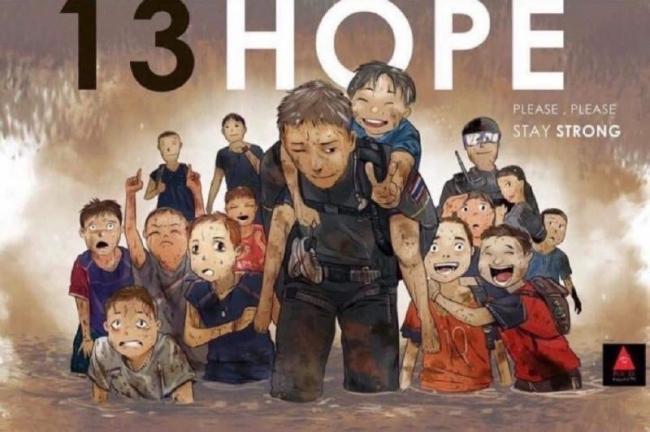 القصة الكاملة لاختفاء الطلاب الـ 12 ومدربهم داخل كهف في تايلاند