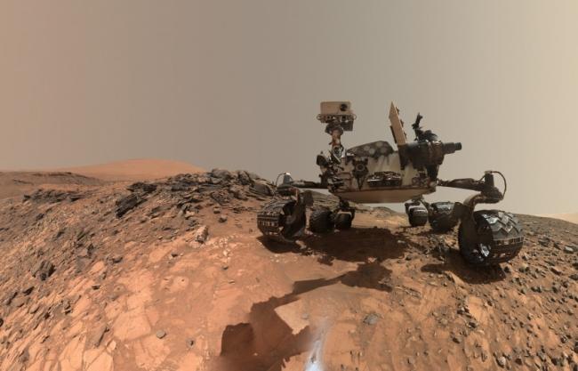 ماذا يعني اكتشاف غاز الميثان على المريخ؟