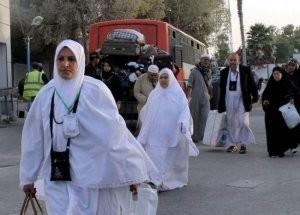 تحديد موعد سفر الحجاج الفلسطينيين