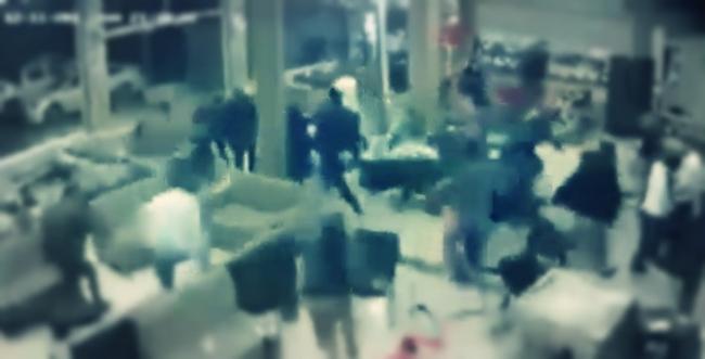 شاهد الصور المرعبة| لحظة حدوث زلزال العراق وإيران: كل ما حدث تم تسجيله