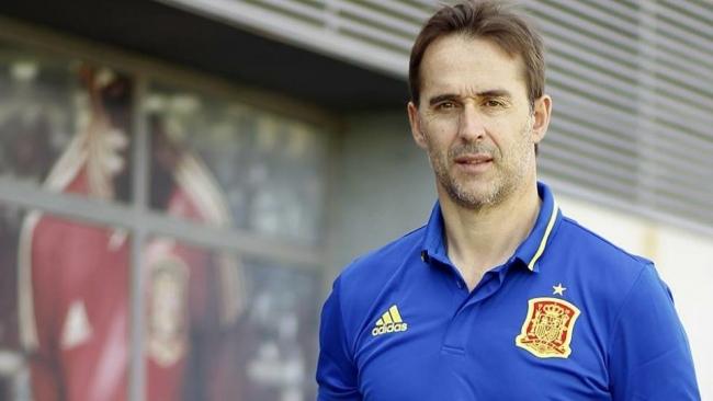 إقالة لوبيتيجي من تدريب إسبانيا بعد إعلان ريال مدريد تعاقده معه