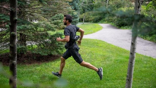 شورت آلي يحسن الركض ويمنح أملاً للمشلولين جزئياً