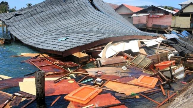 زلزال بقوة 6,5 درجات يضرب شرق إندونيسيا