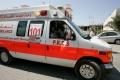 خمس إصابات جراء حادث سير في رفح