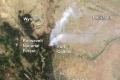حرائق هائلة تجتاح كولورادو الامريكية.