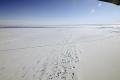 الكشف عن أكبر شرخ في جليد القطب الجنوبي