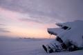 وصول أول مسجد الى القطب الشمالي