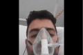 """فيديو محزن.. لبناني مصاب بكورونا يثير الجدل من داخل المستشفى:""""بنموت مثل الكلاب"""""""