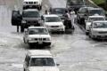 الفيضة الكبيرة تحمل الأمطار الغزيرة الى الإسكندرية ودمياط والساحل الشمالي الغربي