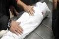 العثور على جثة طفل رضيع شبه متحللة
