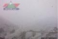 الثلوج تتساقط بغزارة على المرتفعات اللبنانية وجبل الشيخ