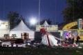 عاصفة هوجاء تضرب مهرجانا موسيقيا لموسيقى البوب في بلجيكا ومقتل واصابة العشرات