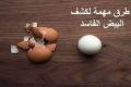 5 طرق لتعرف ما إذا كانت البيضة صالحة للأكل أم فاسدة