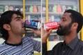اكتشاف آثار كحول في البيبسي والكوكاكولا