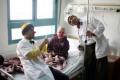 لأول مرة في المستشفيات الفلسطينية.. علاج بالضحك