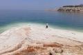 جزر من الملح.. مستقبل محتوم للبحر الميت ما لم يتم إنقاذه