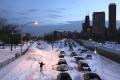 أسباب العواصف الثلجية في الولايات المتحده الأمريكية في الفتره الماضيه وانقطاع الثلوج عن شرق المتوسط
