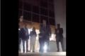 تفاجئ بما شاهده أمامه.. هذا ما جرى مع وزير الصحة الأردني لدى خروجه من مبنى ...
