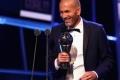 الفيفا | زيدان يتوج بجائزة أفضل مدرب في العالم 2017