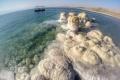 يشكل ظاهرة فريدة على مستوى العالم.. هل يفقد الأردن البحر الميت؟
