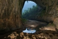 شاهد بالصور: أكبر كهف فى العالم الذي يضم داخله غابة