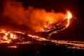انفجار بركان فاغرادالس الآيسلندي بعد 6 آلاف عام من الهدوء