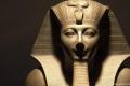 اكتشاف تمثالين لإلهة الانتقام بالأقصر في مصر