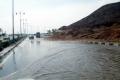 رفع حالة الطوارئ في سيناء للدرجة القصوى مع تواصل هطول الامطار وجريان السيول