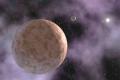 تصوير ضباب عملاق أصفر يحيط ببيضة المرآة في كوكبة العقرب
