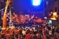 عشرات الإصابات خلال حفل عساف في رام الله
