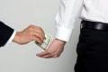 اعتقال شخص حاول تقديم رشوة لموظف في محكمة نابلس