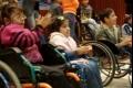 1.5 بالمئة من أطفال فلسطين يعانون من الإعاقة
