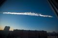 انفجار قوي وسقوط عشرات الجرحى ...شاهد بالفيديو: نيزك يسقط في إقليم تشليابينسك في روسيا صباح ...