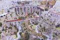 فيديو| تعرف على أطول سكة لنموذج قطار في العالم
