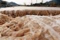 تقرير مصور شامل... أمطار غزيرة وبردية في الإمارات المتحدة