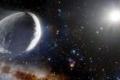 أكبر ألف مرة من أي مذنب معروف.. اكتشاف مذنب هائل على أطراف النظام الشمسي