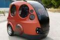 شاهد الصور والفيديو... إختراع أصغر سيارة في العالم تعمل بواسطة الهواء المضغوط