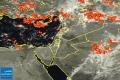 الأقمار الصناعية ظهيرة اليوم الثلاثاء | 14/10/2014