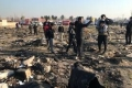 الكشف عن جنسية غالبية ركاب الطائرة الأوكرانية المنكوبة في إيران