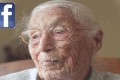 """عجوز أمريكية بعمر 114 عاما تدخل الفيسبوك """"عنوة"""""""