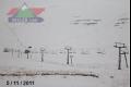 الثلوج تكسو مرتفعات لبنان الشاهقة