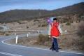 بوسني يقطع 6000 كيلومتر مشياً لأداء فريضة الحج