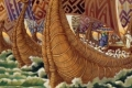 ملكٌ إفريقيٌّ مسلم تنازل عن العرش ليستكشف العالم ومصيره مجهول حتى الآن